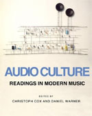 Cristoph Cox, Daniel Warner, Audio Culture, Continuum